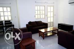 3 bhk fully furnished apartment in mansoura( with balcony )