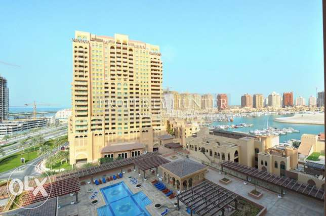 Marina View 2 Bedroom Furnished Apartment