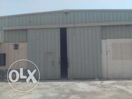 For rent garage size 900mq