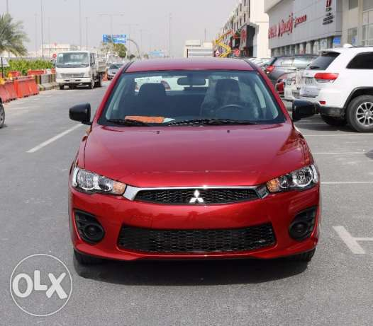 Lancer 1.6 Mid option