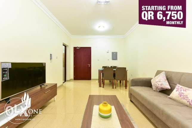 BEST PRICE! Fully Furnished Brand New 2B/R Apartment