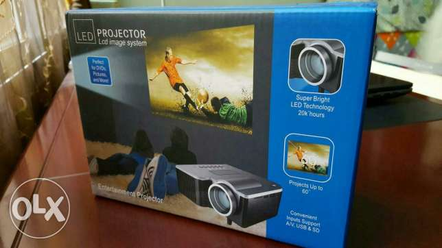 Brand New LED Projector To Sale..
