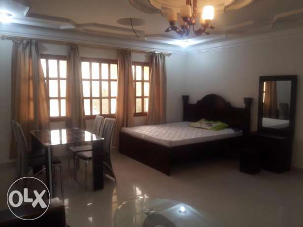 fully furnished big studio available in dafna