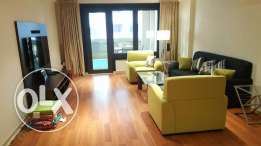 PALRT19 - Luxurious Fully Furnished 1 Bedroom Apartment with Balcony