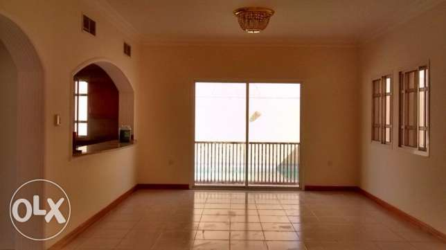 5 BR SF Standalone villa with privet pool in gharaffa