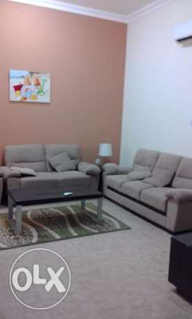 One Bedroom Fully-Furnished Apartment in Thumama for QR 5000,free W+E