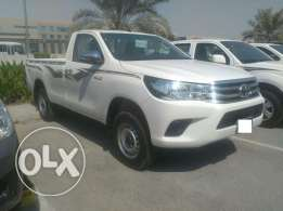 toyota hilux 2016 single cap/