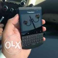 Blackberry porsche with special ooredoo number