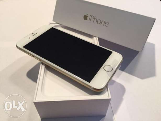 iPhone 6 very good condition 16g with accessories
