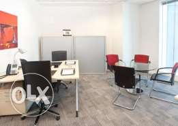 Prestigious fully serviced office in West Bay