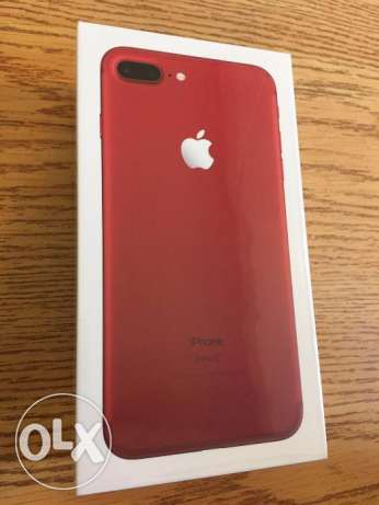 brand new edition new iphone 7 plus sim free