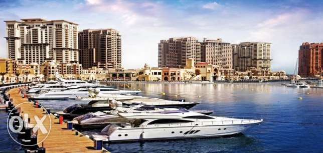 Shared appartment at Porto Arabia Marina - the pearl qatar