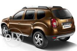 Brand new Duster-2017 in Rent-to-Own