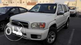 Nissan Pathfinder 2003 for urgent sale