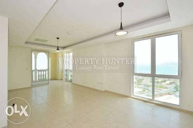 Sea View 2 Bed Home in Viva Bahriya