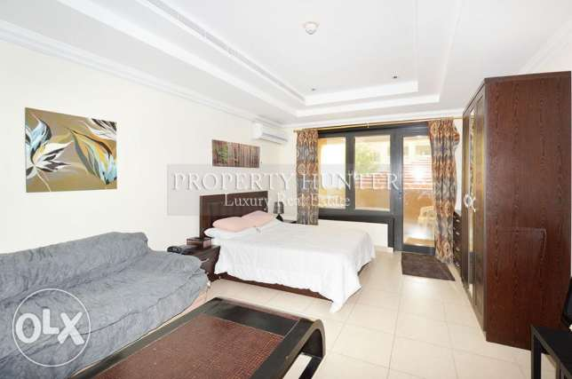 Studio Apartment in Fully Furnished setting
