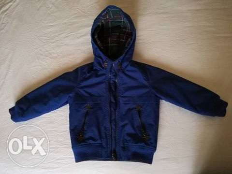Kid's Jacket with Hood; for 3 - 4 years old kids
