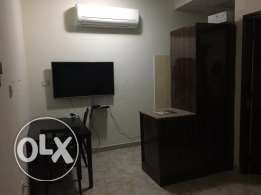 fully furnished 1bhk in munthaza ( free water, eletricity & internet