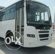 67 seater buses with Ac (for rent 6300)