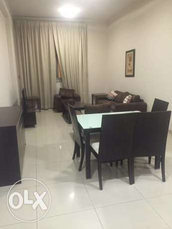 CHANCE FF 4-BR Flat in AL Sadd, Pool, Sauna - QR. 12000 السد -  3