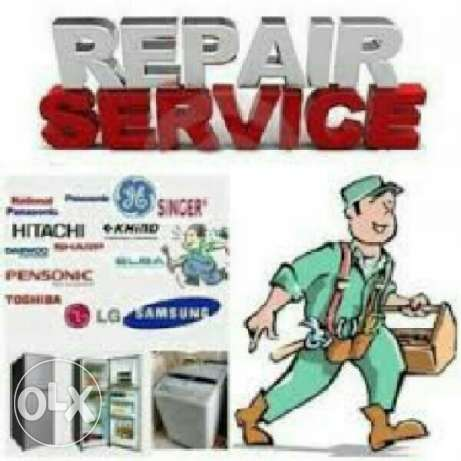 FRIDGE AC Refrigerator Repairing . Servicing