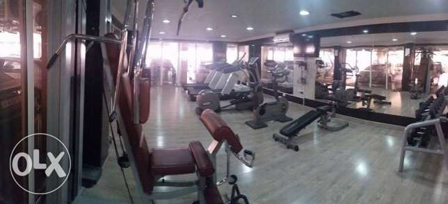 3 bedrooms apartment With Gym