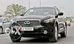 Infiniti Luxury QX70 2016