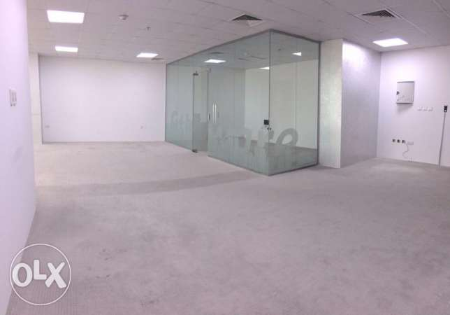 Un-furnished 127 office Space At Al Sadd