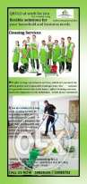 Cleaning Services and Pest Control Services - Available