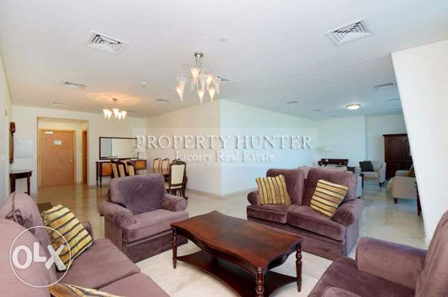 Furnished 3 Bedrooms in Zig Zag Towers