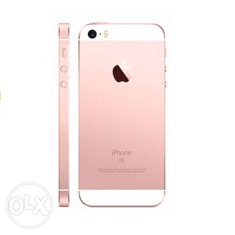 I phone SE 64 gb Rose gold urgent