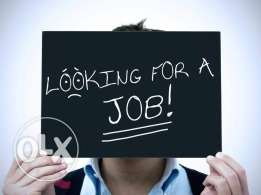 Looking For marketing or Driver job vacancies partime or full time