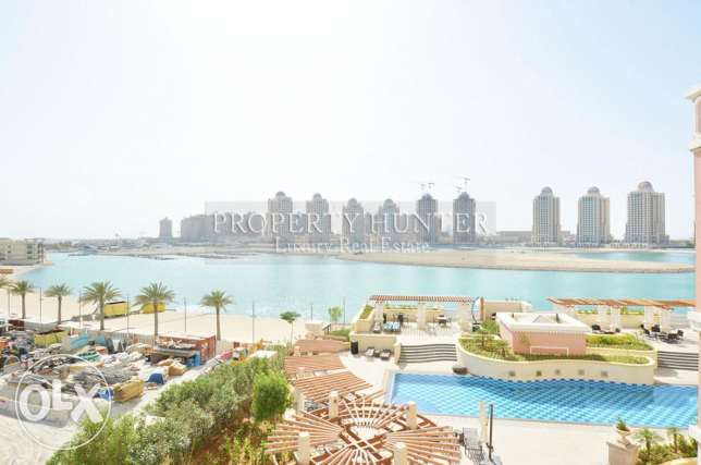 1 Bed Luxury Apartment with Beach access