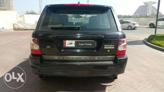 Range Rover Sport supercharge 2006