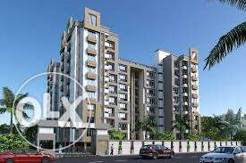 1bhk spacious flat 4200/qr at Mamoura in front of Veg.Market 29/03/17