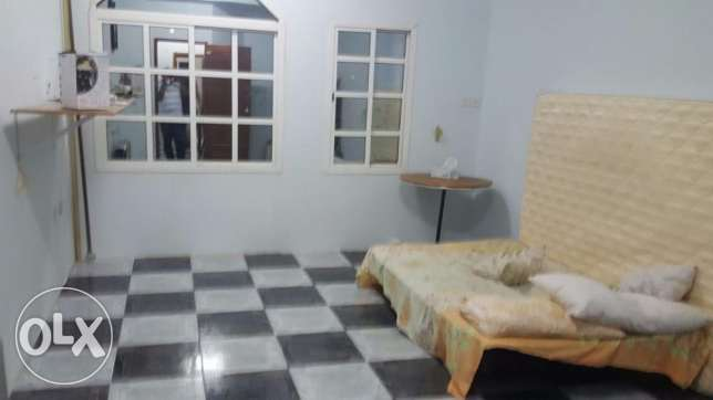 Spacious1bhk APARTMENT Stayle of villa in Ainkhaled عين خالد -  3
