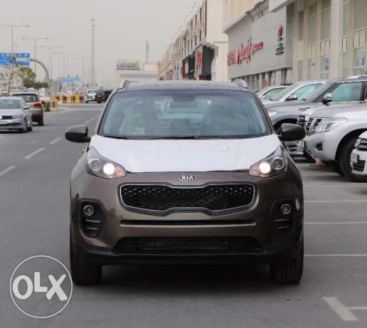 Kia - Sportage - 1600 CC - All Color Avilable Model 2017