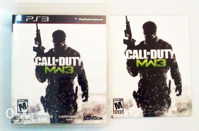Call of Duty - MW3 for PS3