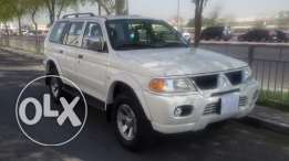 Mitsubishi nativa GLS model 2011, accident free