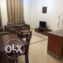 QAR.4900/- Full furnished 01bhk flat :-Mugalina
