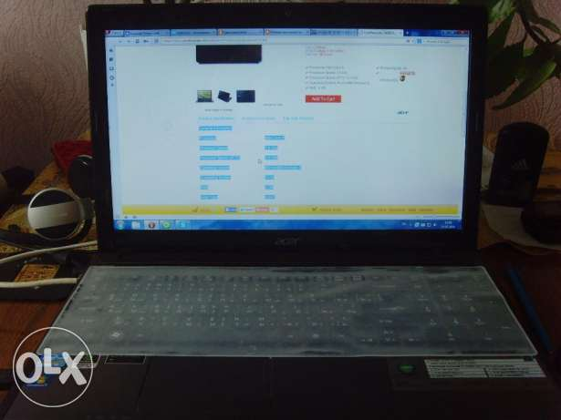 Aser laptop