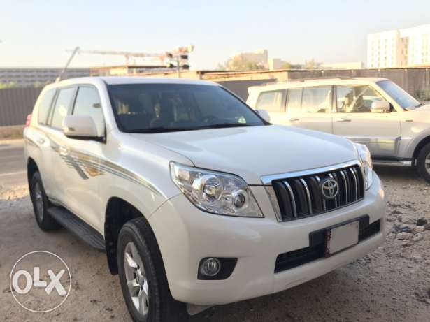 Land Cruiser Prado 56000 KM MILEAGE