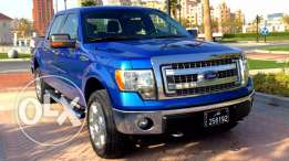 German Expat Car FORD F-150 XLT, 4x4, V8 / 5.0 Liter engine, Pickup