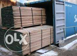 Pro-Bois good and hard timber from Africa ميناء دوحة -  5