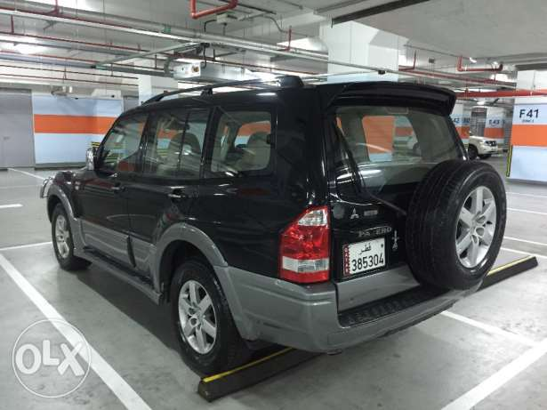 Pajero 2006 full opition