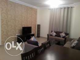 Fully Furnished 2bedrooms doha al gadida 6900qr