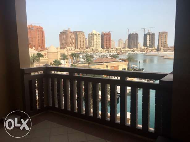 Townhouse direct to marina 2BR furnished, The Pearl
