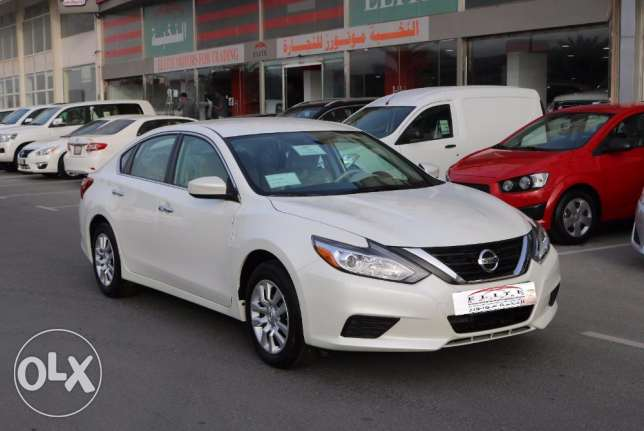 Brand New Nissan - Altima S Model 2017