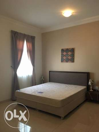 ABDULAZIZ110 - Furnished 1 BR Apartment w/ Free Electricity and Water
