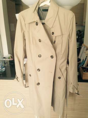 Trenchcoat / Benetton / female cut